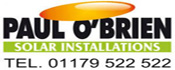Paul O'Brian Solar Installations