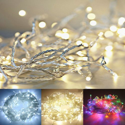 LED String Fairy Lights Indoor/Outdoor